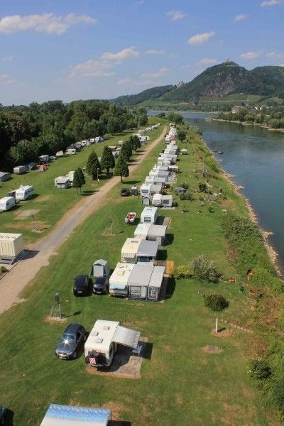 Camping Siebengebirgsblick in Remagen-Rolandswerth