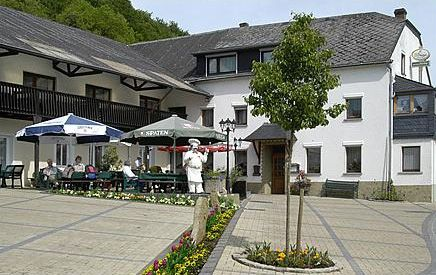 Pension Ferring in der Eifel